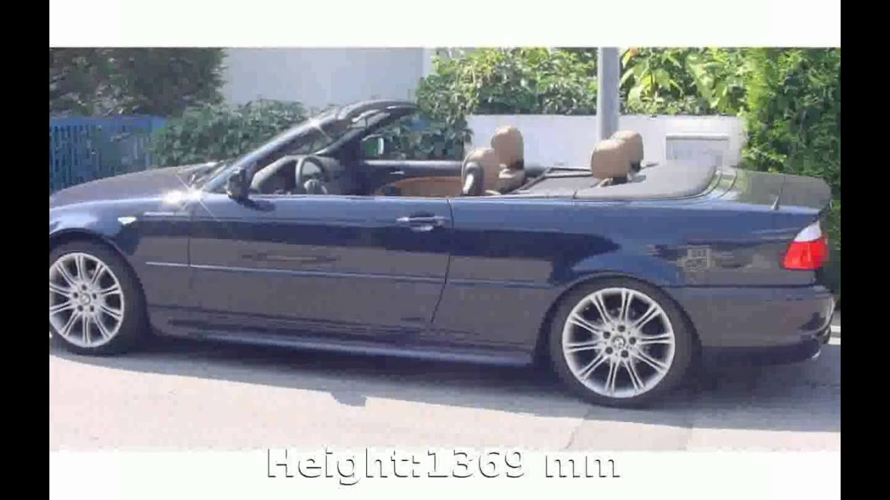 2000 BMW 318Ci Automatic E46 Specification  YouTube