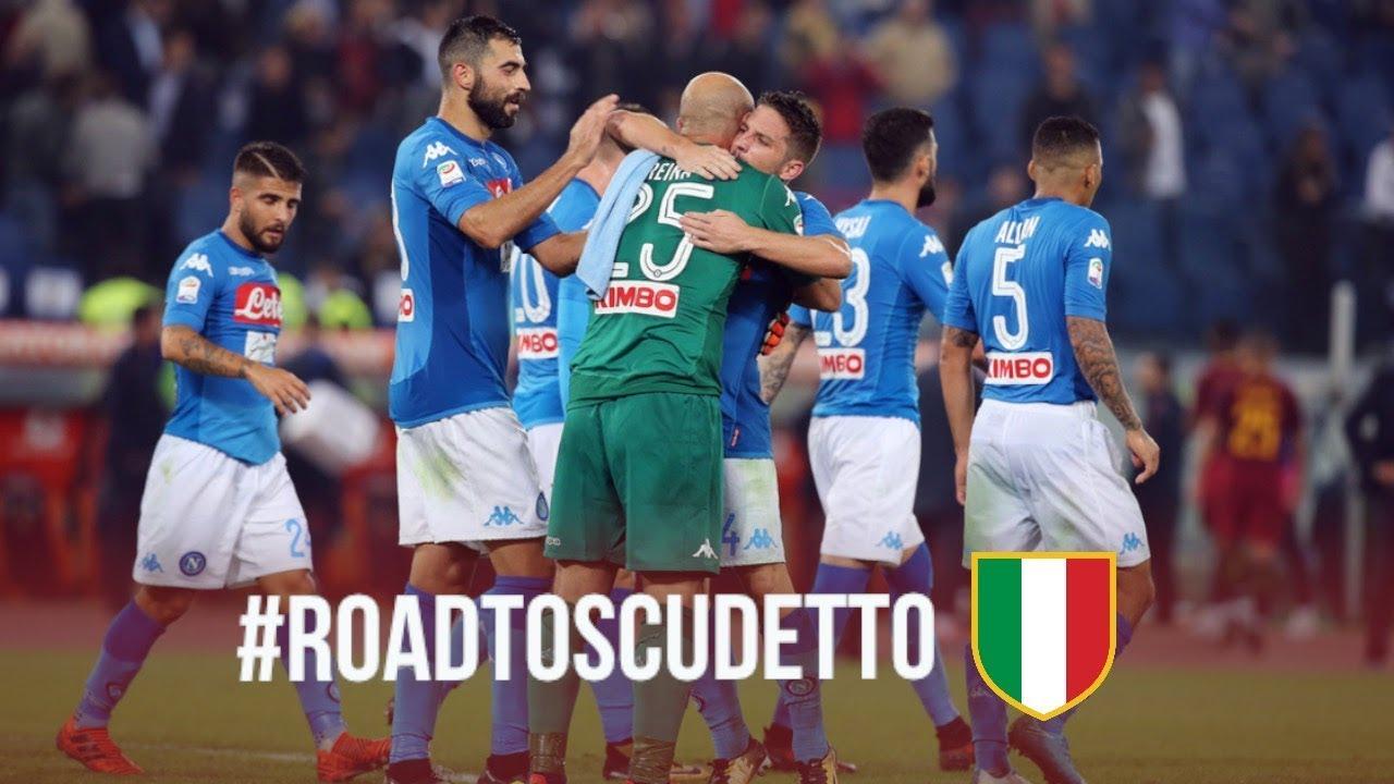S S C Napoli: UN GIORNO ALL' IMPROVVISO