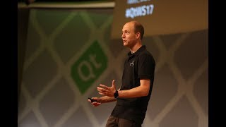 QtWS17 - Behind the scenes of a show car: Rapid UI/UX prototyping, Alex Hilliger, Daimler