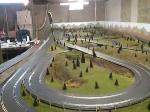 Largest slot car track in the world english harbour online casino