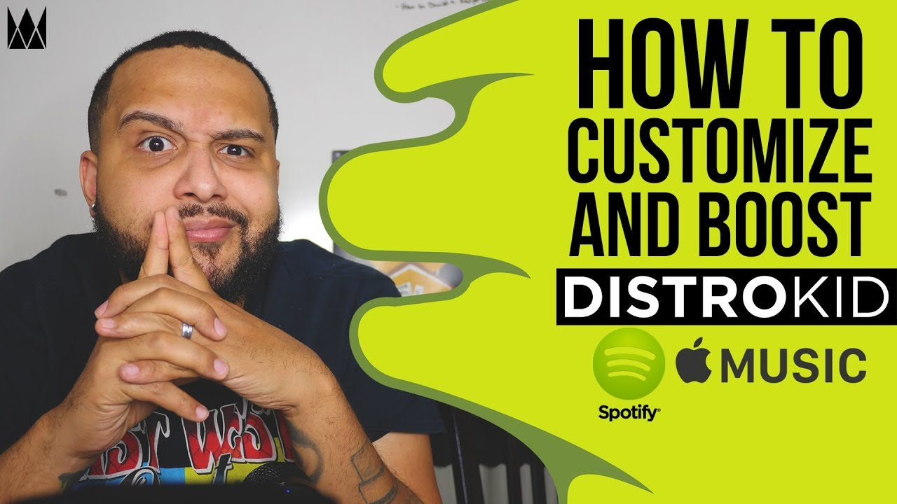 DistroKid Tutorial: How To Change Your Apple Music & Spotify For Artist  Profile