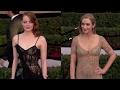 Celebrities Arrive At The 2017 SAG Awards Red Carpet