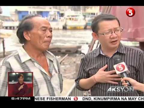 NEWS5E | TAIWANESE FISHING VESSEL NATUNTON NG NEWS5