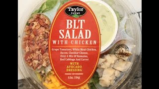 Taylor Farms BLT Salad with Chicken Review