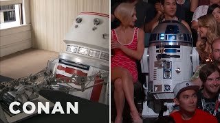 R5D4 vs. R2D2  - CONAN on TBS