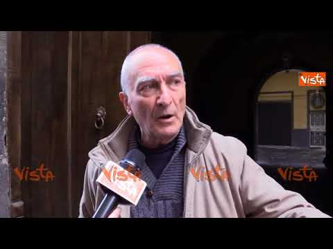 """Volta di un monastero crolla a Napoli, un testimone: """"All'improvviso un boato"""""""
