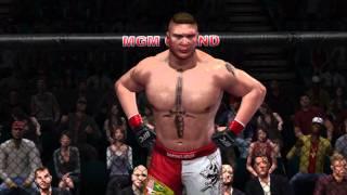 UFC Undisputed 2010 Brock Lesnar Vs Cain Velasquez