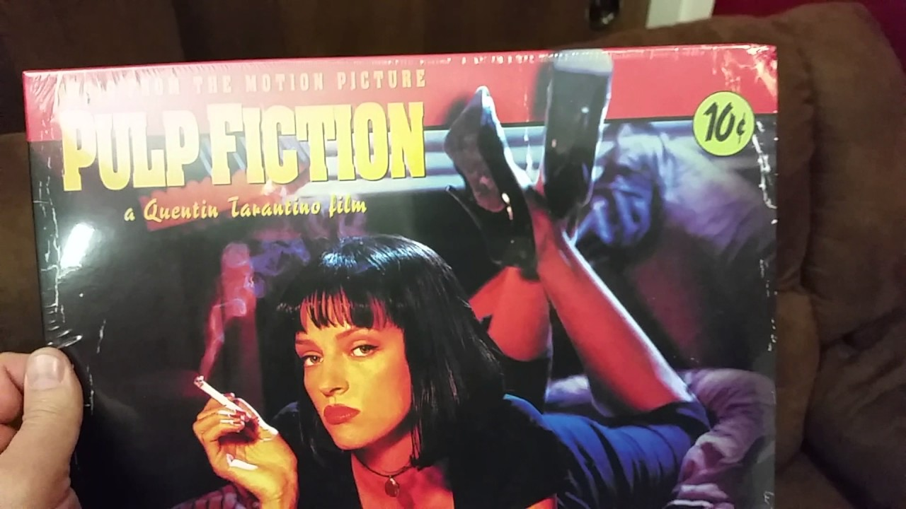 pulp fiction fußmassage gangbang record
