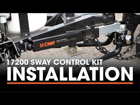 Husky Friction Sway Control Kit