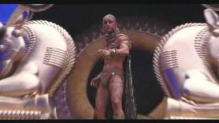 The Making of 300 - Rodrigo Santoro(Video contains content owned by Warner Bros., 2007-12-19T22:09:21.000Z)