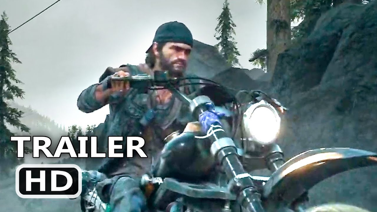 Sony PlayStation Weekly Roundup-Demos, Downloads and Days Gone