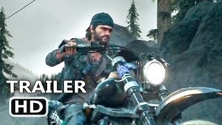 PS4 - Days Gone: The Farewell Wilderness Trailer (2019)