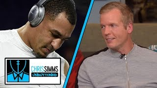 Why fighting NFL players is always a bad idea | Chris Simms Unbuttoned | NBC Sports
