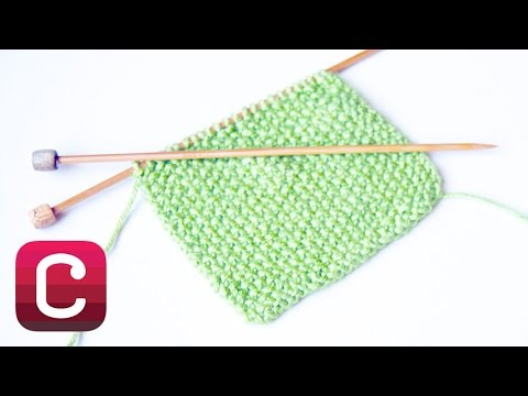 Learn to Knit Seed Stitch with Debbie Stoller | Creativebug