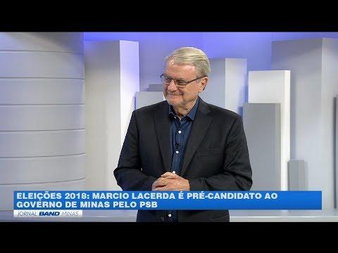 ENTREVISTA MARCIO LACERDA - 13/03/2018