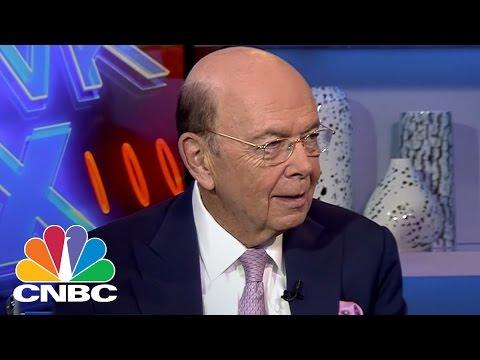 Commerce Secretary Wilbur Ross Talks Trade, Trump And Taxes (Full Interview) | Squawk Box | CNBC