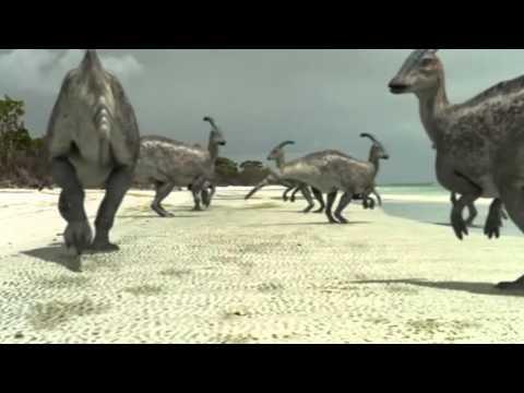 Parasaurolophus - Ian Cooke
