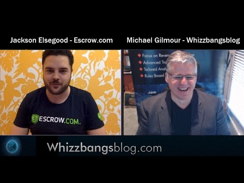 Interview with Jackson Elsegood from Escrow.com