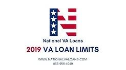 2019 VA Loan Limits - VA County Loan Limits