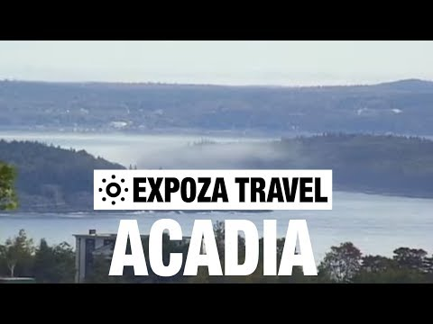 Acadia Vacation Travel Video Guide