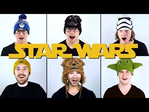 Accent - Star Wars Medley (Jazz A Cappella)