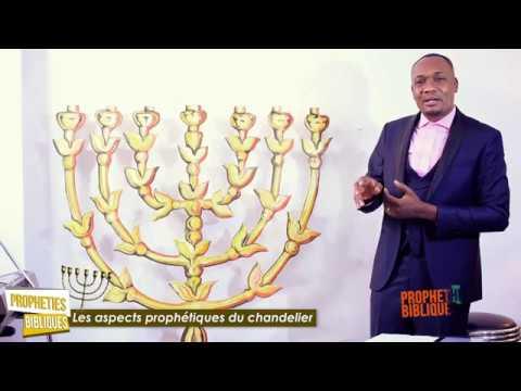 Les Prophéties Bibliques -  Les aspects prophétiques du chandelier
