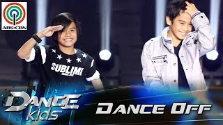 Dance Kids 2015 Dance Off: Aj vs Adrianne