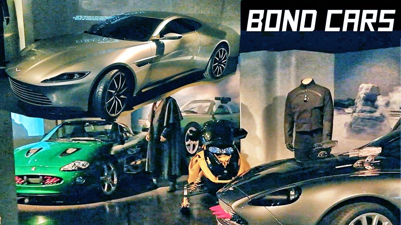 vehicles bond lifestyle - 1280×720