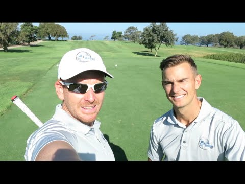 TORREY PINES GOLF COURSE VLOG