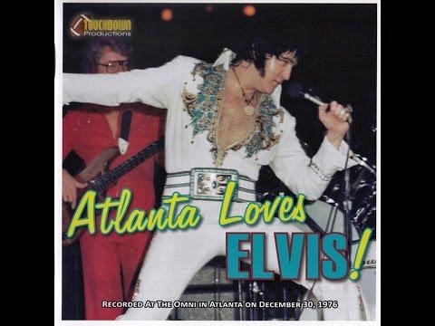 Atlanta Loves Elvis! w/Footage Dec 30, 1976