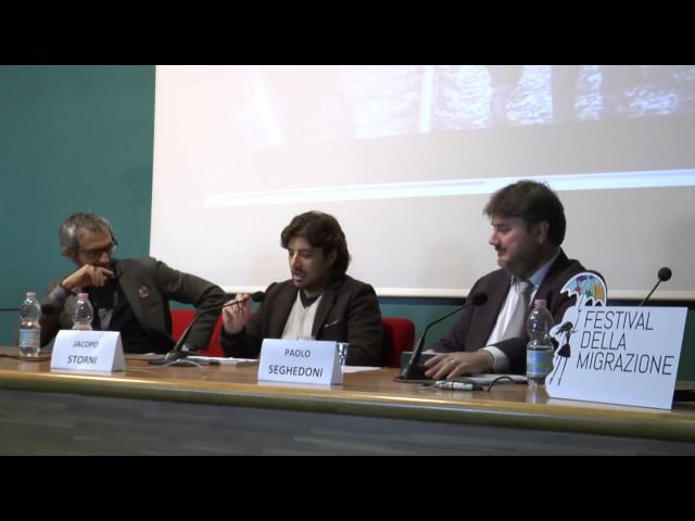 Festival della migrazione 2016 -  intervento Jacopo Storni - prima parte