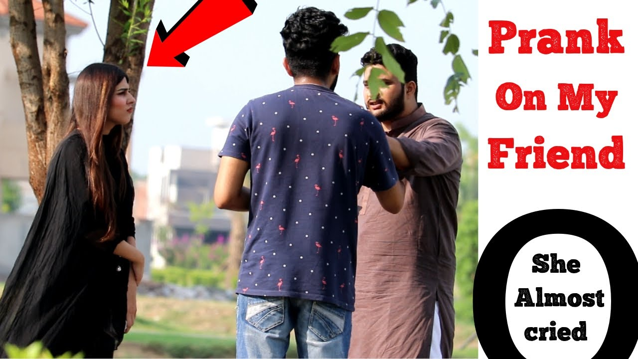 Police Prank On My Friend :D | Haris Awan