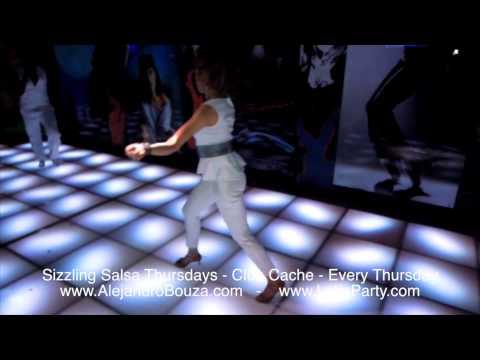 Joel & Ana Masacote - Sizzling Salsa Thursdays