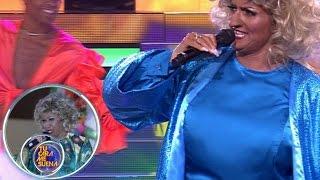 Silvia Abril imita a Celia Cruz - TCMS4