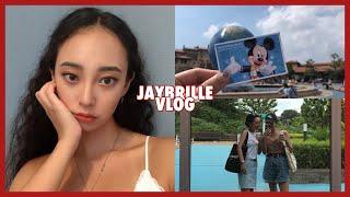 [VLOG] EP.16 일본 워홀 | 생일 기념 디즈니…