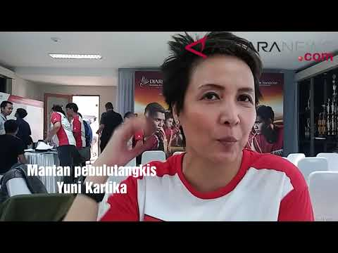 ANTARANEWS - Yuni Kartika dan gaya rambut
