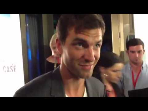 Haven star Lucas Bryant