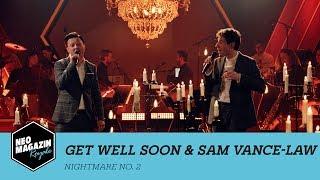 "Get Well Soon & Sam Vance-Law feat. RTOEhrenfeld - ""Nightmare No. 2"" | NEO MAGAZIN ROYALE"