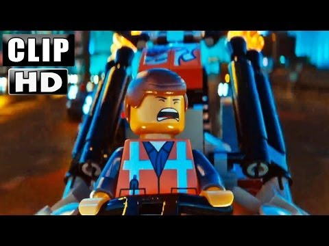 THE LEGO MOVIE Clip 2014 Deutsch