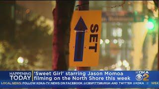 New Movie Starring Jason Momoa Films On North Shore