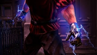 Path of Exile: Arcane Lightning Gloves