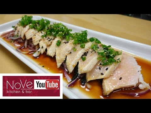Hamachi Belly Tataki - How To Make Sushi Series