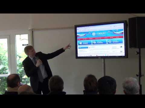 Conférence de Marc Raffard: Attention aux arnaques financières liées au Forex (Brokers, Ponzi...)