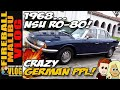 1968 Nsu Ro 80 Crazy German Car!  Fireball Malibu Vlog 1008