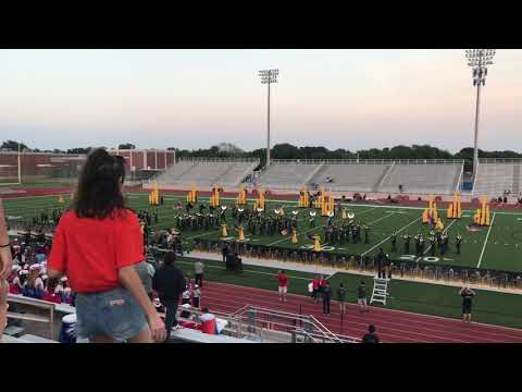 J.J. PEARCE HIGH SCHOOL MIGHTY MUSTANG BAND 2018