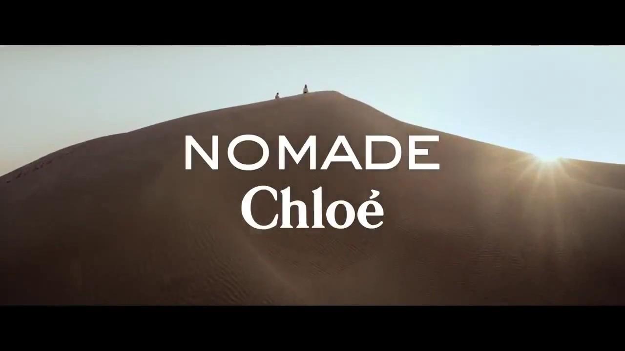 9b3fe5c2466a5 Chloé Nomade - YouTube