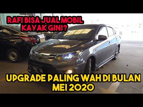 Upgrade Paling WAH Di Bulan Mei 2020, Vios Limo Surabaya.