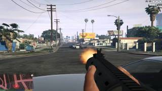 GTA V - Cleaning The Groove Street + 100% Savegame