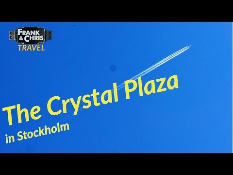 The Crystal Plaza in Stockholm by Frank&Chris