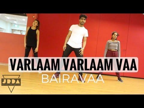 Bairavaa DANCE | Varlaam Varlaam Vaa |...